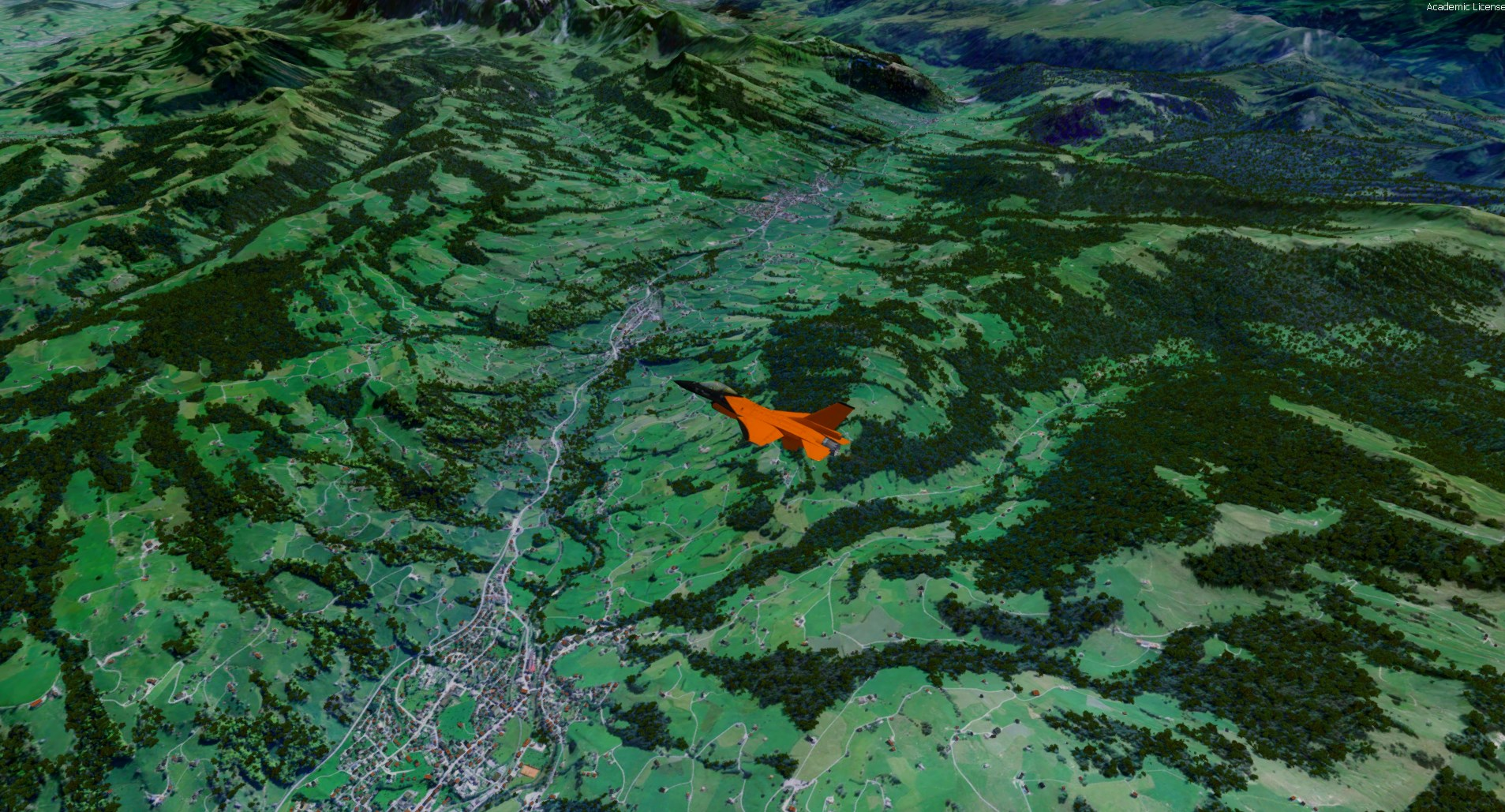 REALWORLDSCENERY - SWITZERLAND 3D ENVIRONMENT 2.0 P3D, FSX OR FSXSE