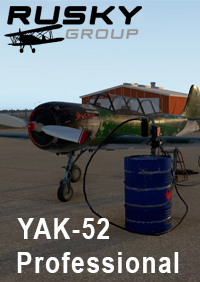 RUSKY GROUP - YAK-52 PROFESSIONAL X-PLANE 11