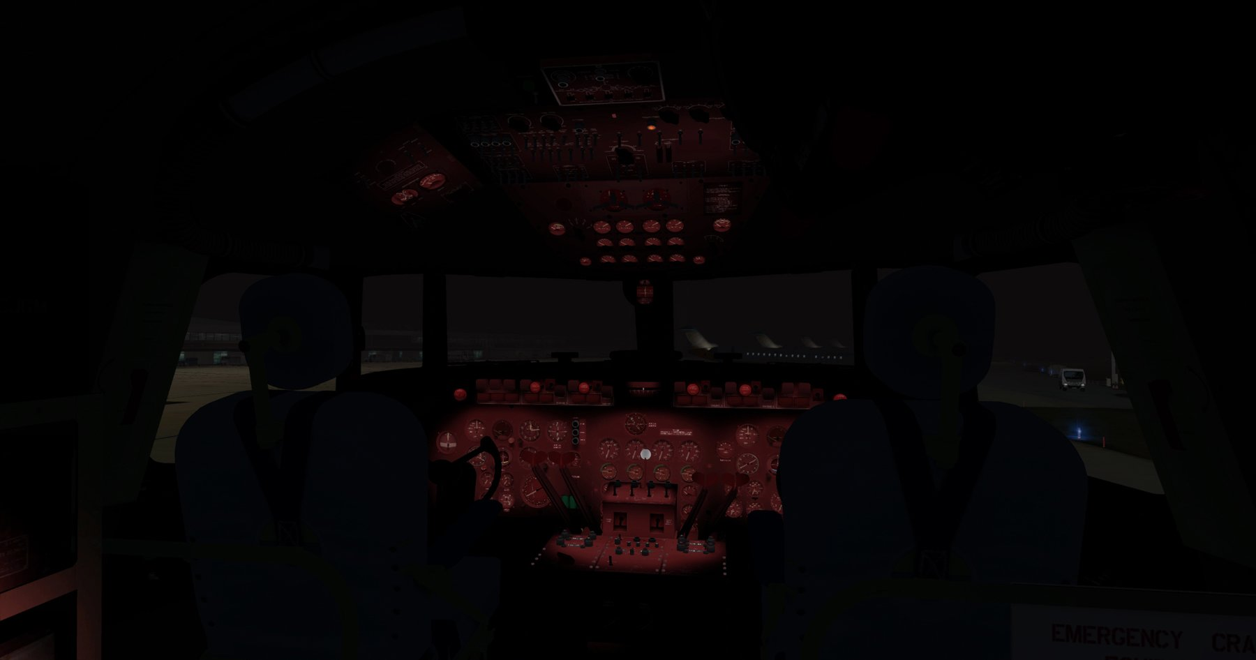 FLIGHT REPLICAS - CANADAIR NORTH STAR FSX P3D