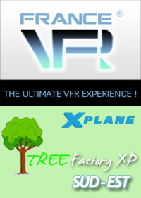 FRANCE VFR - TREE FACTORY XP SOUTH-EAST