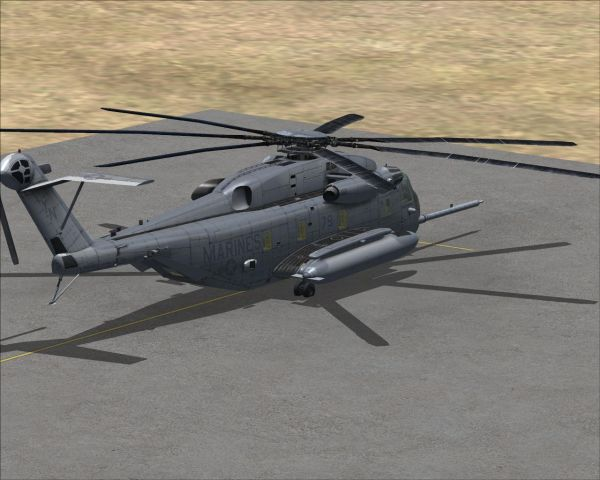 NEMETH DESIGNS - SIKORSKY CH53-E SUPER STALLION