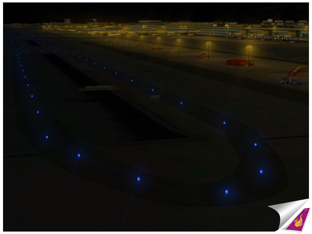 THAI CREATION - SAWASDEE BANGKOK : DON MUEANG INTERNATIONAL AIRPORT FSX