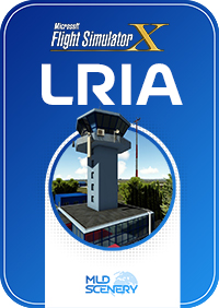 MLD SCENERY - LRIA - IASI INTERNATIONAL AIRPORT FSX