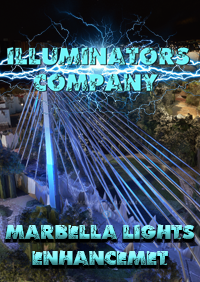 ILLUMINATORS - MARBELLA (SPAIN) NIGHT LIGHT ENHANCED FOR MSFS