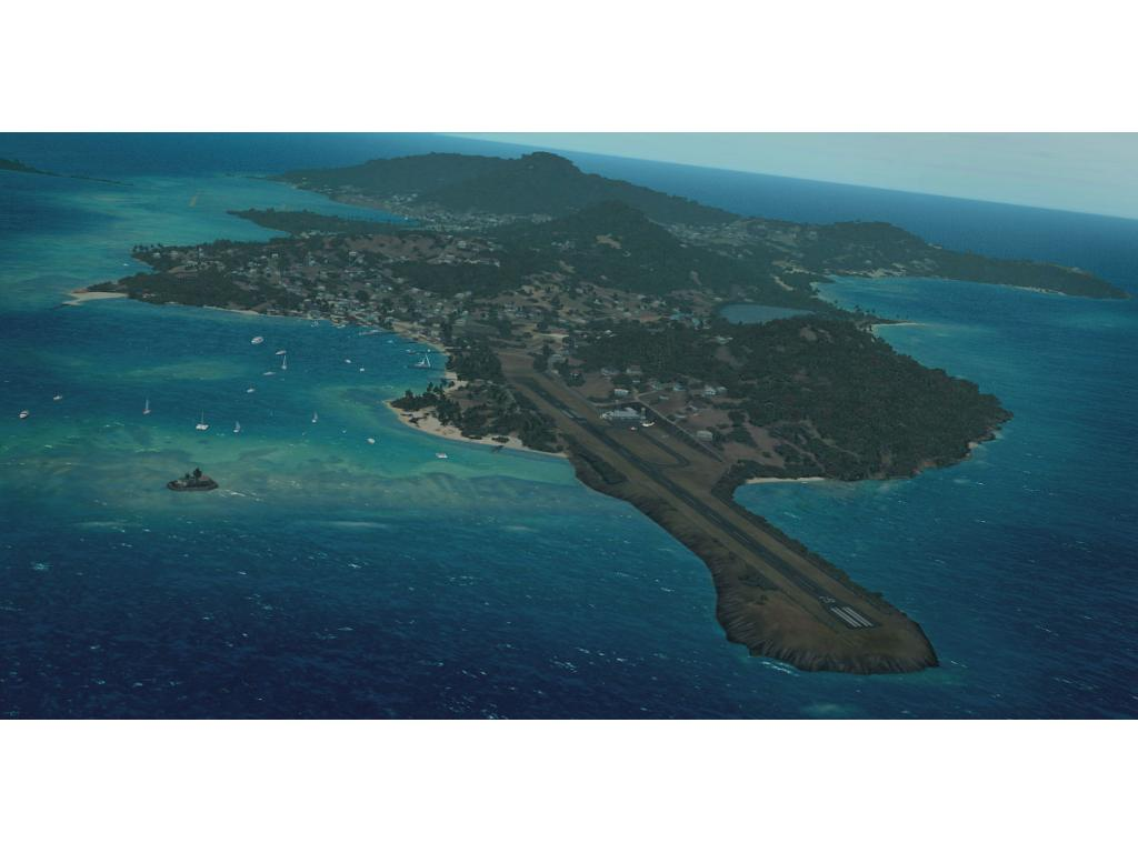 FLYTAMPA - GRENADINES