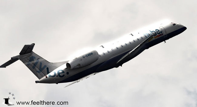 FEELTHERE - EMBRAER REGIONAL JETS