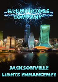 ILLUMINATORS - JACKSONVILLE NIGHT LIGHT ENHANCED FOR MSFS