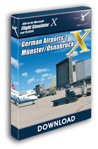AEROSOFT - GERMAN AIRPORTS 2 2012 - MÜNSTER-OSNABRÜCK X (DOWNLOAD)