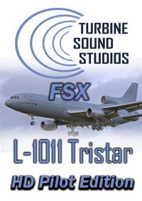TURBINE SOUND STUDIOS - L-1011 TRISTAR RB-211 HD PILOT EDITION SOUNDPACK FOR FSX