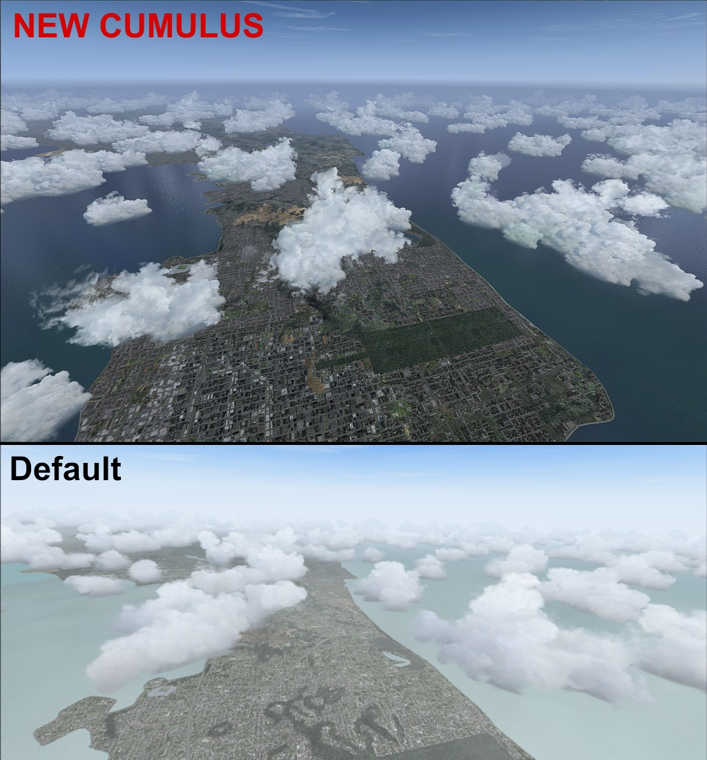 AFS-DESIGN - WATER & CLOUDS 3 FS2004