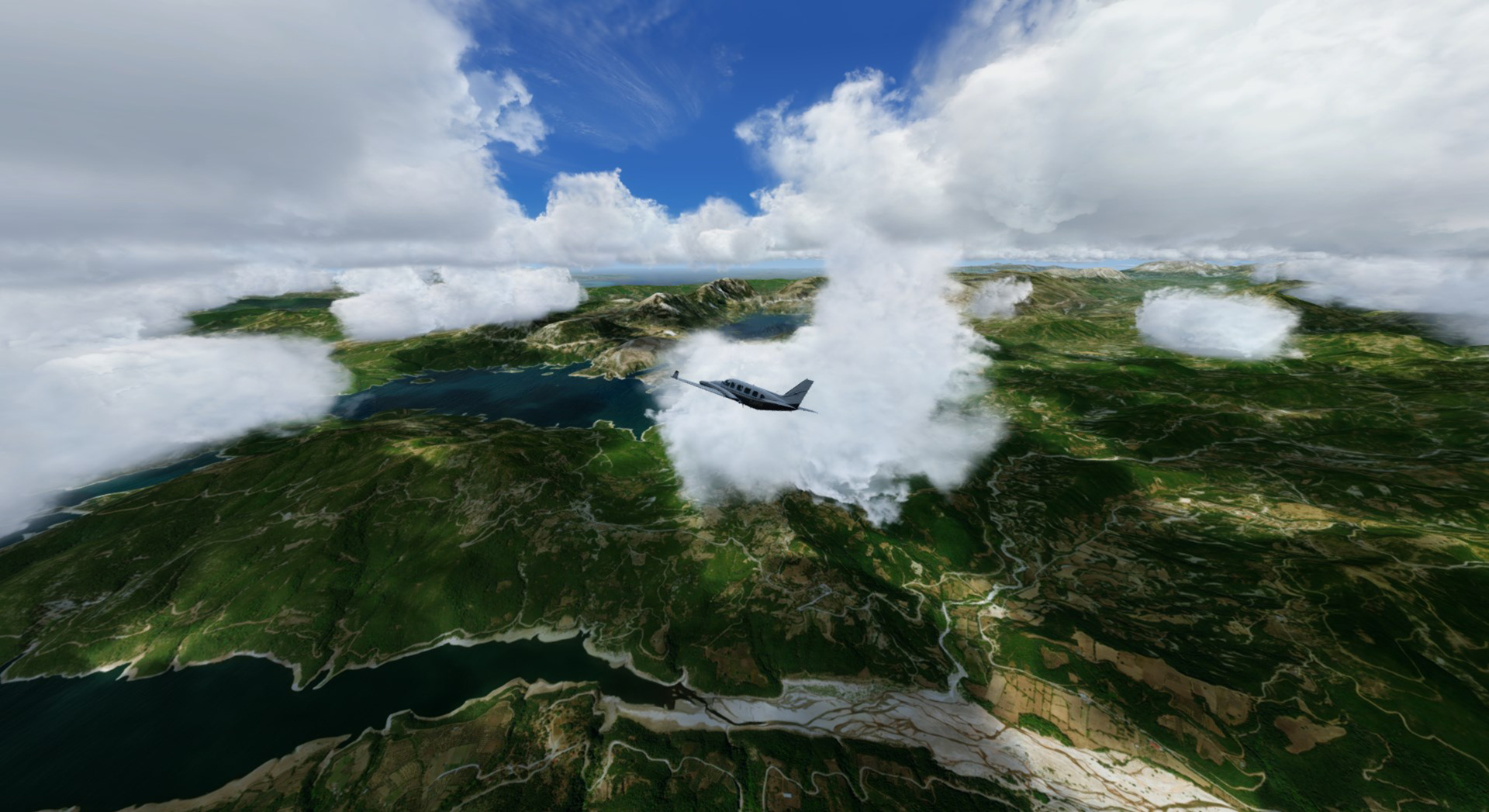 REALWORLDSCENERY - REALWORLD SCENERY GREECE 3D VOL.1.1 FSX P3D