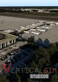 VERTICAL SIMULATIONS - KORF - 美国-诺福克国际机场 X-PLANE 11