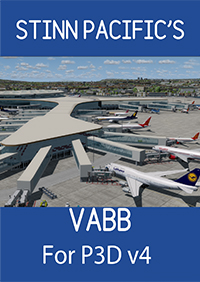 STINN PACIFIC -  VABB. CHHATRAPATI INTERNATIONAL AIRPORT MUMBAI P3D4