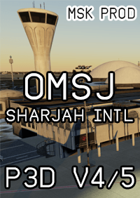 MSK PRODUCTIONS - SHARJAH INTERNATIONAL - OMSJ P3D4-5