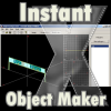 FLIGHTSIM TOOLS - INSTANT OBJECT MAKER