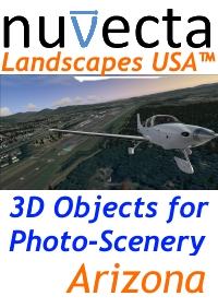 NUVECTA - LANDSCAPES USA™ ARIZONA FSX P3D