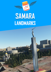 AVIAJAM PRODUCTION - SAMARA LANDMARKS MSFS