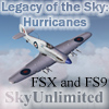 SU - LEGACY OF THE SKY: HURRICANE FIGHTERS OF WWII