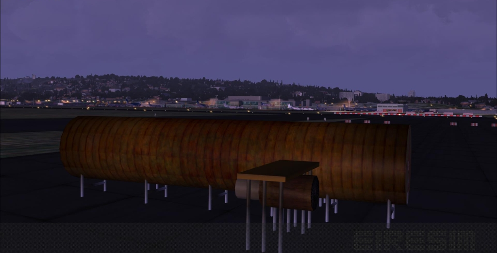 EIRESIM - BELFAST CITY ULTIMATE FSX