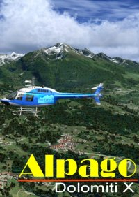 REAL EARTH X - DOLOMITI X: ALPAGO FSX P3D