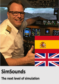 ON-NEXT DEVELOPMENT GMBH - SIMSOUNDS CREW PACKAGE: MAR MUÑOZ SPANISH/ENGLISH