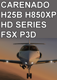 CARENADO - H25B H850XP HD SERIES FSX P3D