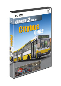 OMSI 2 - ADD-ON CITYBUS O405