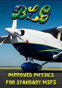 BRAZIL LAND GAMES - AIRCRAFT IMPROVED PHYSICS - STANDARD AIRCRAFTS FOR MSFS