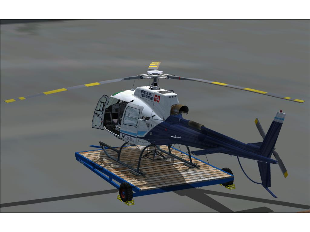 HD - EUROCOPTER AS 350 B3 ECUREUIL