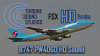 TURBINE SOUND STUDIOS - BOEING 747 PW 4060 HD SOUNDPACK FSX