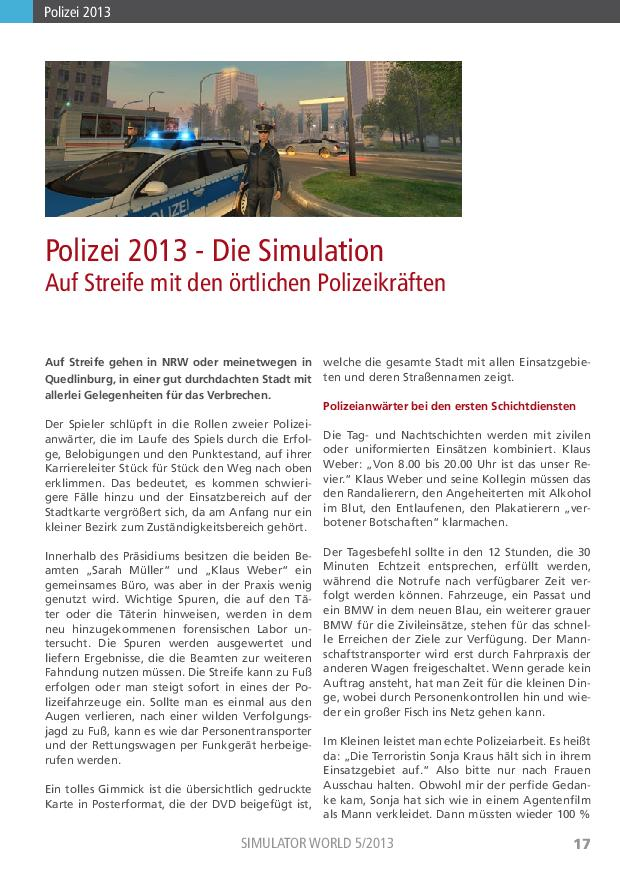 SIMULATOR WORLD 5-2013 DEUTSCH (PDF) (FREE)