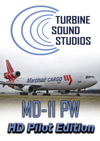 TURBINE SOUND STUDIOS - MD-11 PW PILOT EDITION SOUNDPACK FOR FS2004