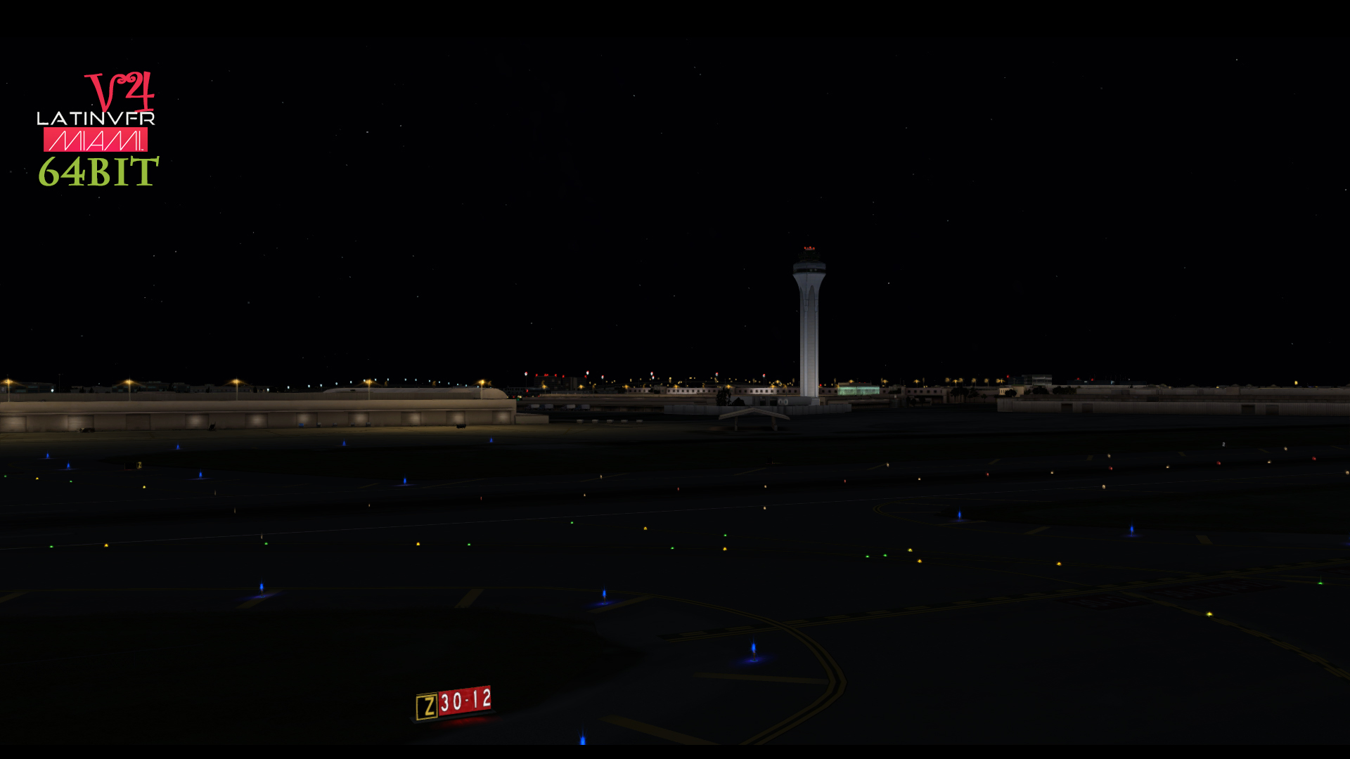LATINVFR - MIAMI INTERNATIONAL AIRPORT KMIA V4 FSX P3D