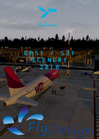 FLYDESIGN - EPSY OLSZTYN-MAZURY INTERNATIONAL AIRPORT 2018 X-PLANE 10/11