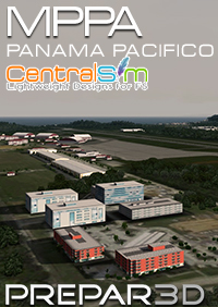 CENTRALSIM - MPPA PANAMA PACIFICO INTERNATIONAL AIRPORT P3DV4