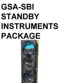 FI - GSA-SBI - STANDBY INSTRUMENTS PACKAGE