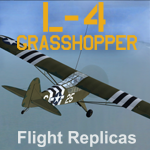 FLIGHT REPLICAS - L-4 GRASSHOPPER