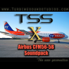 TURBINE SOUND STUDIOS - AIRBUS CFM56-5B SOUNDPACK FOR FSX