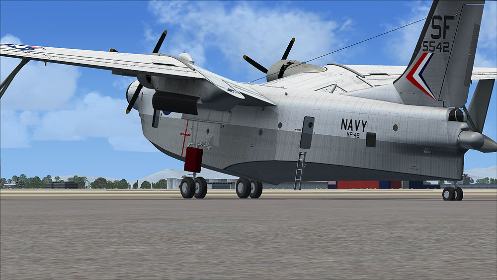 VIRTAVIA - SP-5B MARLIN FSX STEAM EDITION
