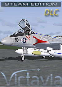 VIRTAVIA - F4D SKYRAY FSX STEAM EDITION DLC