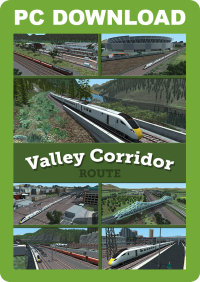 JUSTTRAINS - VALLEY CORRIDOR ROUTE