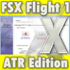 FS2CREW - FSX FLIGHT 1 ATR EDITION