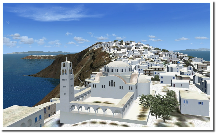 AEROSOFT - SANTORINI X (DOWNLOAD)