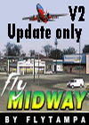 FLYTAMPA - CHICAGO MIDWAY V2 KMDW FSXP3D UPDATE ONLY