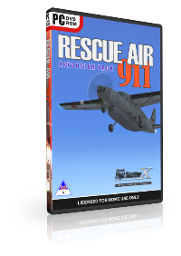 NMG SIMULATIONS - RESCUE AIR 911 FSX