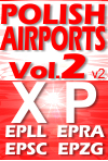 DRZEWIECKI DESIGN - POLISH AIRPORTS VOL2 XP (V2) X-PLANE 11
