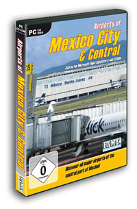 AEROSOFT - FLYMEX -AIRPORTS OF MEXICO CITY & CENTRAL (DOWNLOAD)