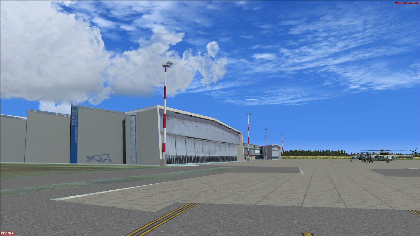 SKYDESIGNERS - FRENCH AIRBASE 120 CAZAUX