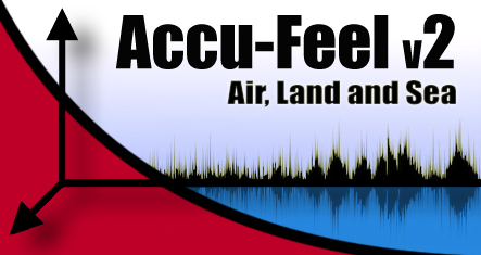 A2A SIMULATIONS - ACCU-FEEL V2 UPGRADE ONLY (FOR NEW CUSTOMERS)