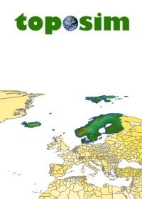 TOPOSIM - CONTINENTS - SCANDINAVIA BUNDLE